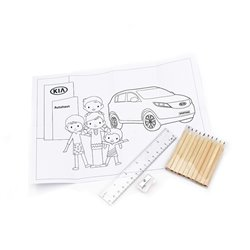 Pack coloriage Kia